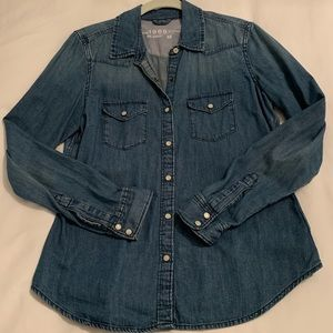 GAP 1969 chambray shirt